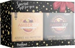 Набор - Farmona Amberray (cr/50ml + cr/50ml) — фото N1