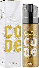 Духи, Парфюмерия, косметика Парфюмированный спрей для тела - Wild Stone Code Gold