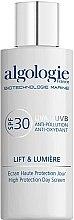 Духи, Парфюмерия, косметика Дневной антиоксидантный крем SPF 30 - Algologie Lift & Lumiere High Protection Day Screen SPF 30