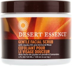 Духи, Парфюмерия, косметика Скраб для лица - Desert Essence Gentle Stimulating Facial Scrub
