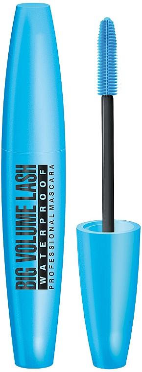 Водостойкая тушь для ресниц - Eveline Cosmetics Big Volume Lash Professional Mascara