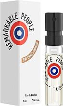 Духи, Парфюмерия, косметика Etat Libre d'Orange Remarkable People - Парфюмированная вода (пробник)