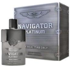 Духи, Парфюмерия, косметика ADF Navigator Platinum - Туалетная вода (тестер без крышечки)