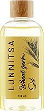 Духи, Парфюмерия, косметика Масло зародышей пшеницы - Lunnitsa Wheat Germ Oil