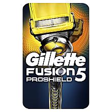 Духи, Парфюмерия, косметика Бритва с 1 сменной кассетой - Gillette Fusion ProShield Flexball Before