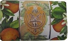 """Духи, Парфюмерия, косметика Мыло """"Средиземноморский апельсин"""" - La Florentina Mediterranean Orange Bath Soap"""