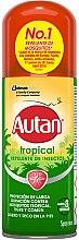 Духи, Парфюмерия, косметика Спрей от тропических насекомых - SC Johnson Autan Tropical Insect Spray Repellent