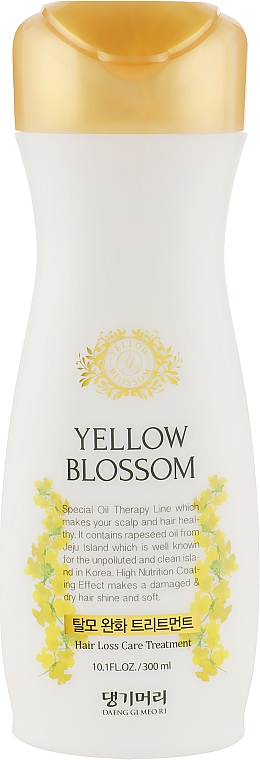 Кондиционер против выпадения волос - Daeng Gi Meo Ri Yellow Blossom Treatment