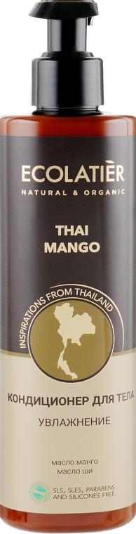 """Кондиционер для тела """"Тайское манго"""" - Ecolatier Thai Mango Body Conditioner"""