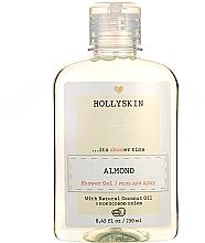 Духи, Парфюмерия, косметика Натуральный гель для душа с ароматом миндаля - Hollyskin Almond