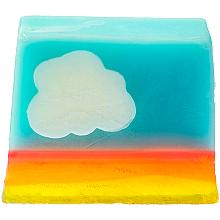 Духи, Парфюмерия, косметика Мыло - Bomb Cosmetics Soap Slice Mrs Bluesky