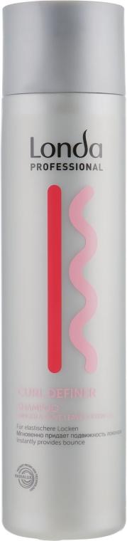 Шампунь для кудрявых волос - Londa Professional Curl Definer Shampoo — фото N1