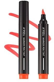 Тинт-маркер для губ - A'pieu Marker Pen Tint