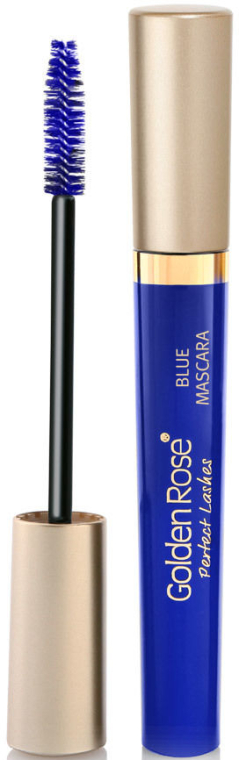 Тушь для ресниц - Golden Rose Perfect Lashes Blue Mascara