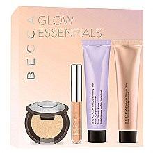 Духи, Парфюмерия, косметика Набор для макияжа - Becca Glow Essentials Kit