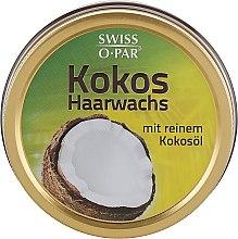 Духи, Парфюмерия, косметика Воск для укладки волос кокосовый - Swiss-o-Par Kokos Styling Wax