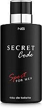 Духи, Парфюмерия, косметика NG Perfumes Secret Code Sport - Парфюмированная вода