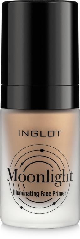 Сияющая основа под макияж - Inglot Moonlight Illuminating Face Primer