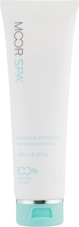 Шампунь с экстрактами лечебных трав - Moor Spa Botanical Shampoo