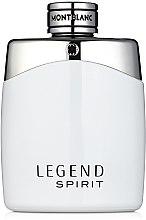 Духи, Парфюмерия, косметика Montblanc Legend Spirit - Туалетная вода (тестер с крышечкой)