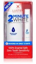 Духи, Парфюмерия, косметика Система отбеливания зубов - Luster Premium White 2 Minute White