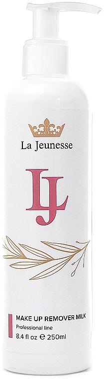Молочко для снятия макияжа с глаз и лица - La Jeunesse Milk Make-up Remover