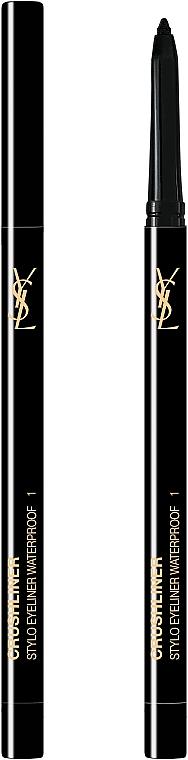 Водостойкая подводка для контура глаз - Yves Saint Laurent Crushliner