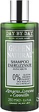 Духи, Парфюмерия, косметика Шампунь энергетический против выпадения волос - Alan Jey Green Natural Shampoo