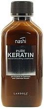 Духи, Парфюмерия, косметика Кератиновый кондиционер - Nashi Argan Pure Keratin Conditioner