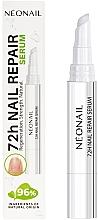 Духи, Парфюмерия, косметика Сыворотка для ногтей - Neonail Professional 72h Nail Repair Serum