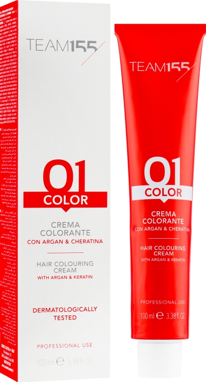 Крем-краска для волос - Team 155 Color Cream