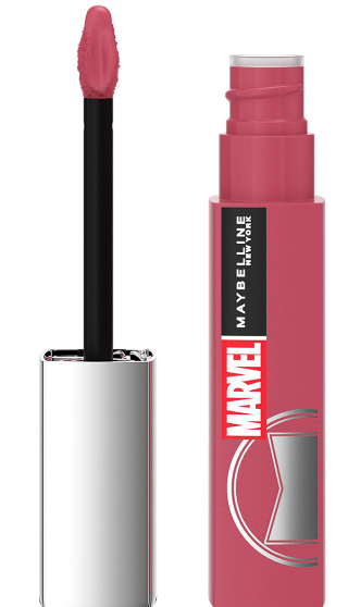 Матовая губная помада - Maybelline Super Stay Matte Ink Marvel — фото N2