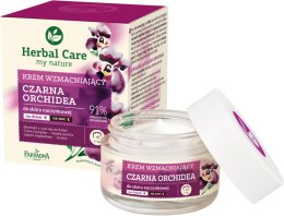 "Крем укрепляющий для лица ""Черная орхидея"" - Farmona Herbal Care Cream — фото N1"