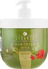Духи, Парфюмерия, косметика Крем-маска для волос с экстрактом годжи - Leganza Cream Hair Mask With Extract Of Goji Berry (с дозатором)