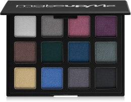Духи, Парфюмерия, косметика Профессиональная палитра теней 12 цветов, Z12 - Make Up Me