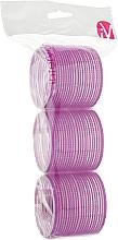 Духи, Парфюмерия, косметика Бигуди с липучкой, 499592, фиолетовые - Inter-Vion