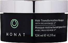 Духи, Парфюмерия, косметика Трансформирующая маска для волос - Monat Hair Transformation Masque