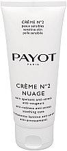 Духи, Парфюмерия, косметика Крем для лица - Payot Creme No2 Nuage Anti-Redness Anti-Stress Soothing Care