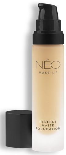 Тональная основа матирующая - NEO Make Up Perfect Matte Foundation
