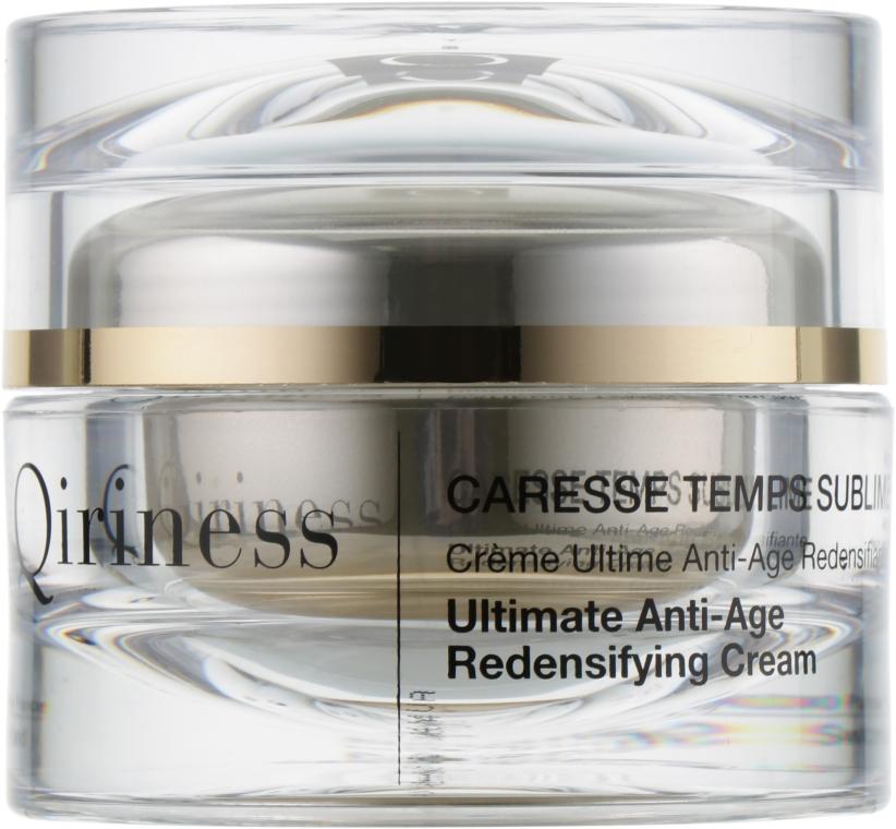 Антивозрастной восстанавливающий крем - Qiriness Ultimate Anti-Age Redensifying Cream