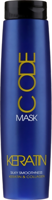 Маска для волос с кератином - Stapiz Keratin Code Mask