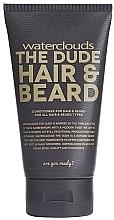 Духи, Парфюмерия, косметика Кондиционер для волос и бороды - Waterclouds The Dude Hair And Beard Conditioner