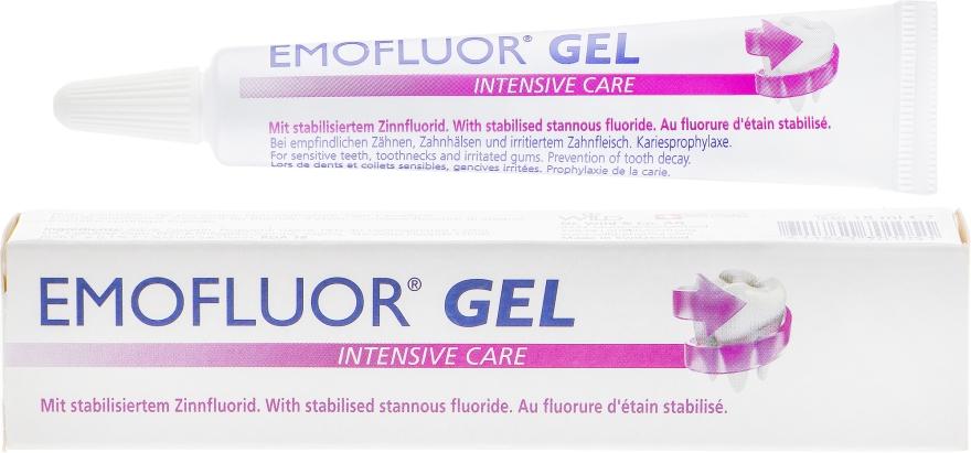 Гель для зубов - Dr. Wild Emofluor