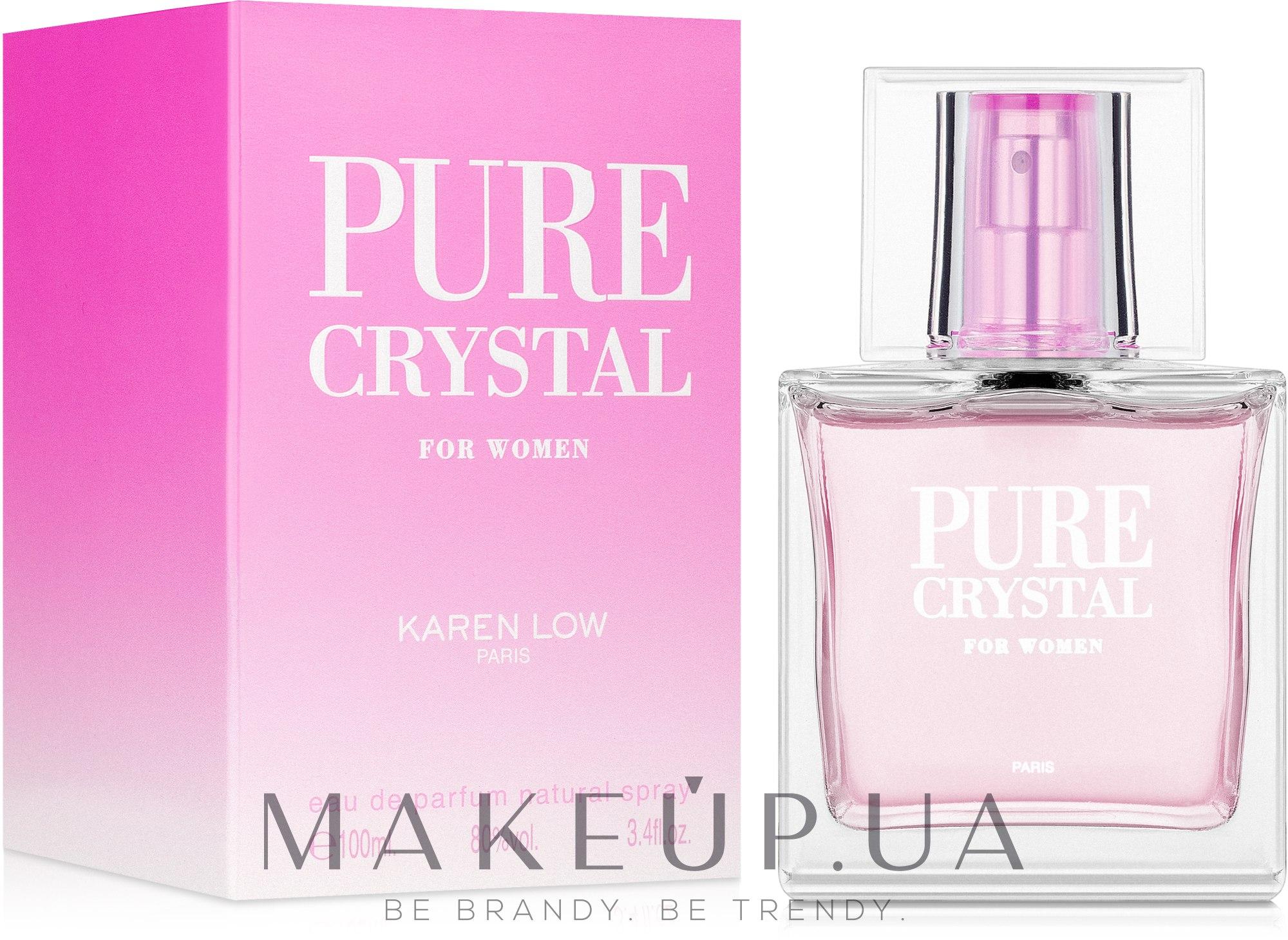 Karen Low Pure Crystal - Парфюмированная вода — фото 100ml