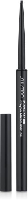 Тонкая подводка-карандаш для глаз - Shiseido Microliner Ink