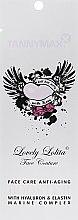 Духи, Парфюмерия, косметика Крем для загара лица с эластином и гиалуроном - Tannymaxx Lovely Lolita Face (пробник)