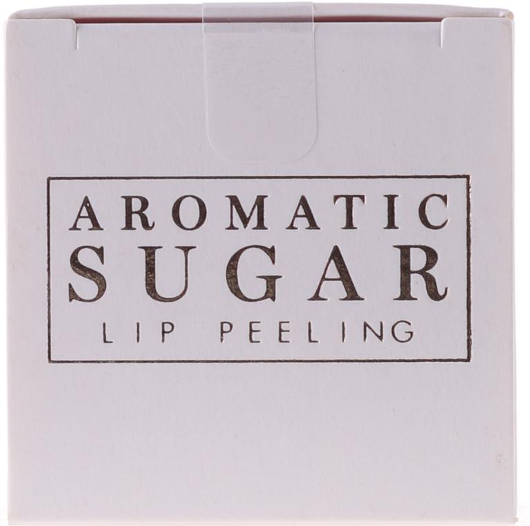 Сахарный пилинг для губ - Wibo Aromatic Sugar Lip Peeling