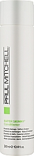 Духи, Парфюмерия, косметика Кондиционер для вьющихся волос - Paul Mitchell Smoothing Super Skinny Daily Treatment