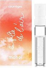Духи, Парфюмерия, косметика Courreges La Fille De L'Air Monoi - Парфюмированная вода (пробник)