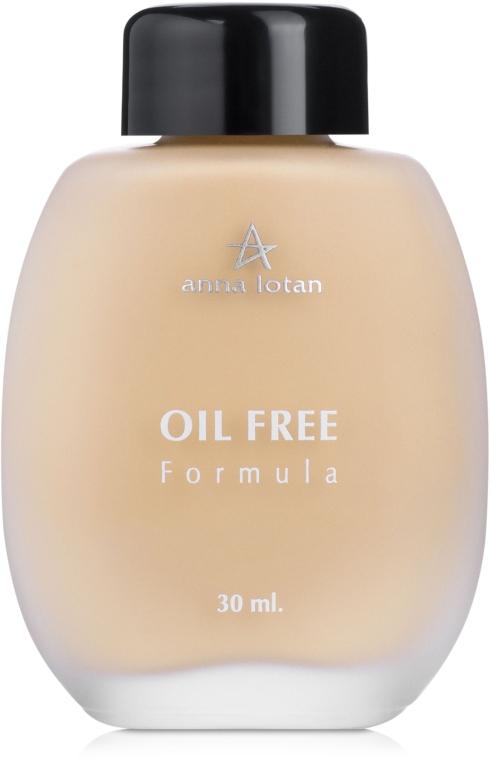 Обезжиренный тональный крем - Anna Lotan Oil Free Formula